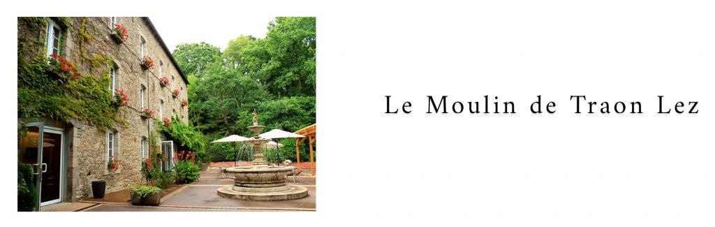 Photo de présentation du prestataire d'un lieu de réception : du Moulin de Traon Lez dans le Finistère en Bretagne